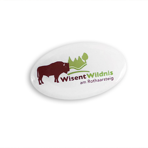 Wisent-Pins